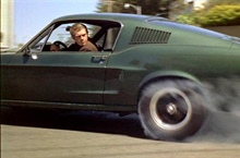 IN HIDING - Original Bullitt Mustang